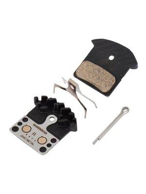 Shimano Shimano Remblokset J04C Metal M/Vin