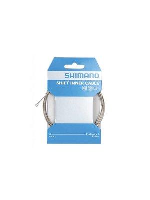 Shimano Shimano Derailleur Binnenkabel - 1,2 x 2100mm - 10 stuks