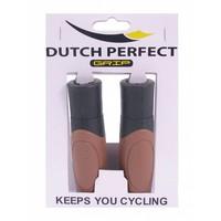 Handvatset Dutch Perfect Bruin