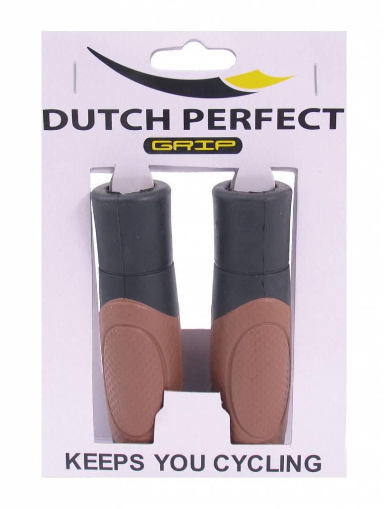 Dutch Perfect Handvatset Dutch Perfect Bruin