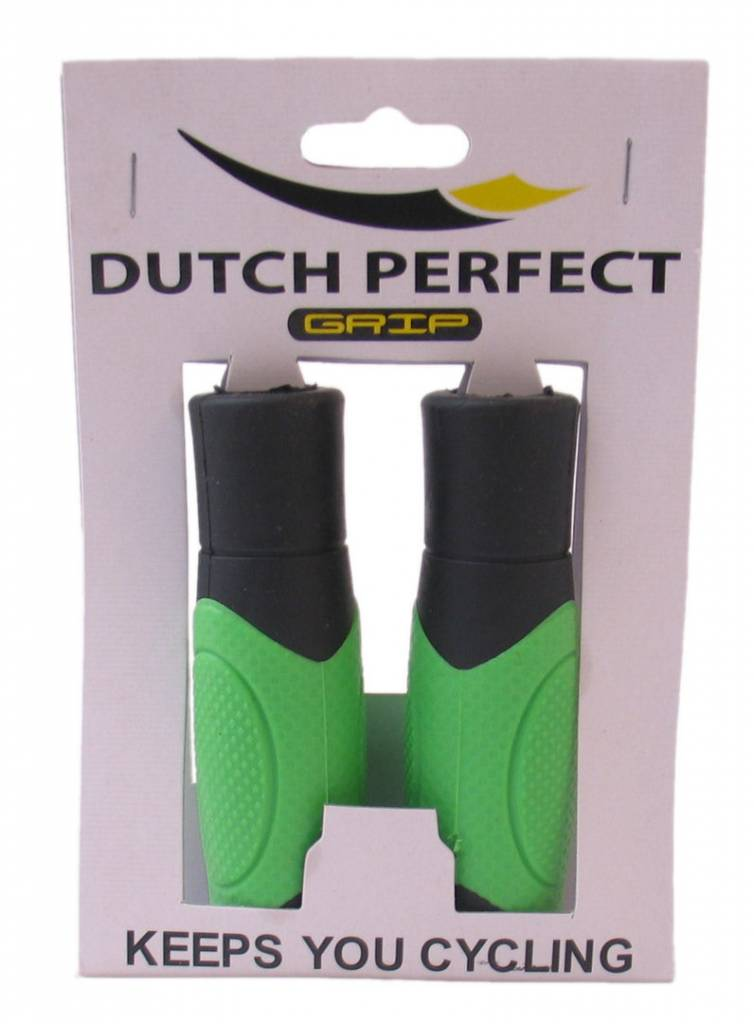 Dutch Perfect Handvat 215 Comfort 120mm Groen Per Paar