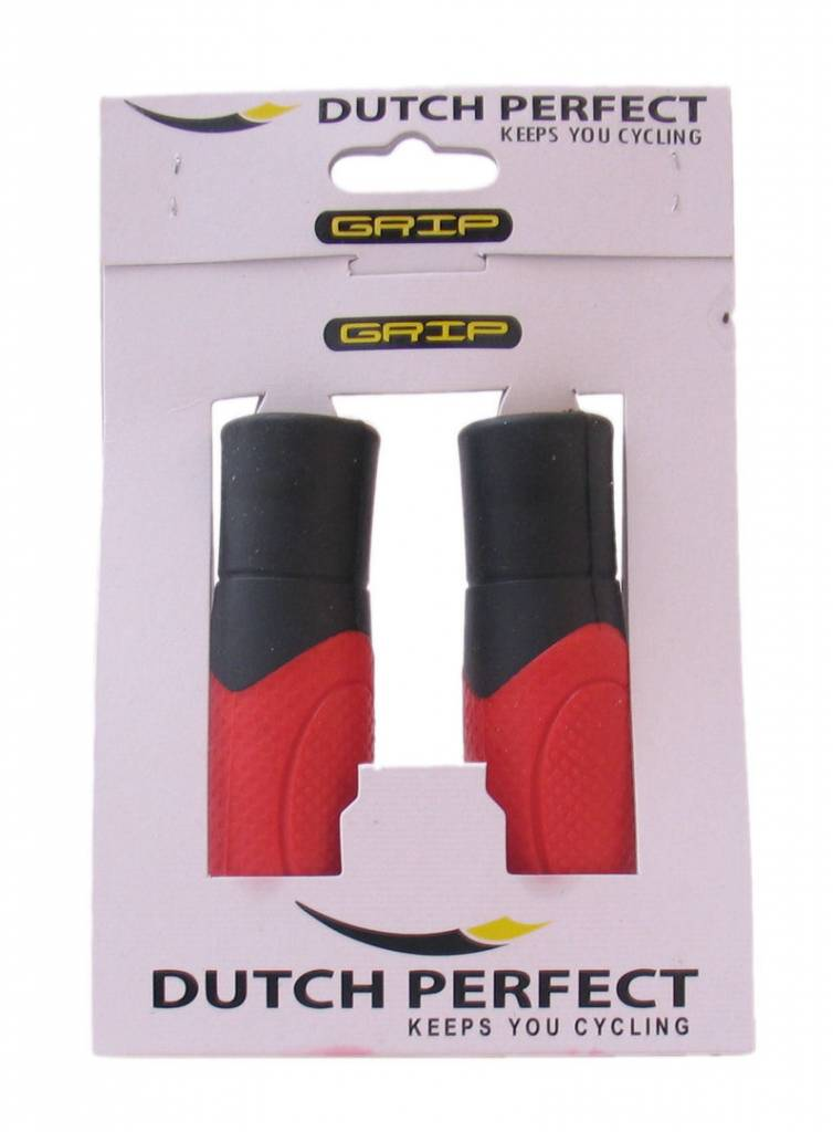 Dutch Perfect Handvat 215 Comfort 120mm Rood Per Paar