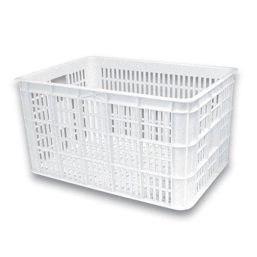 Basil Krat Basil Crate-L Groot 50Ltr Wit
