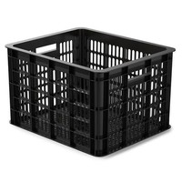 Krat Basil Crate-M Medium 26L Zwart