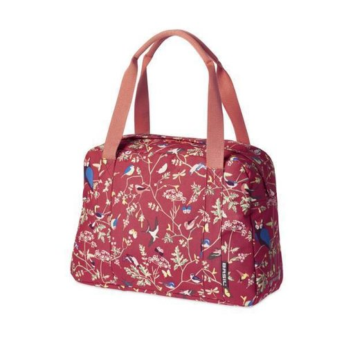 Basil Tas Basil Wanderlust Carry-All Vint-Red