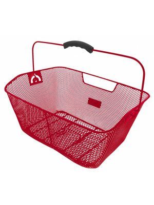 M-Wave Mand M-Wave 41*31*16Cm Rood
