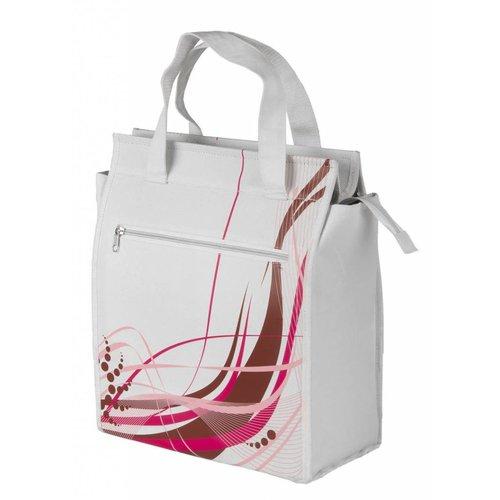 M-Wave Tas Shopper M-Wave White-Fancy