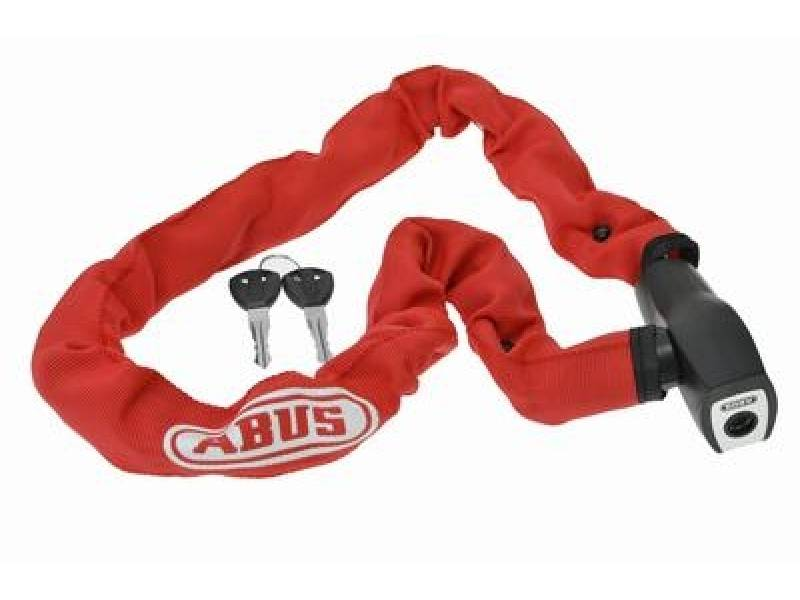 Abus Ionus 8800 Kettingslot 95 cm Rood