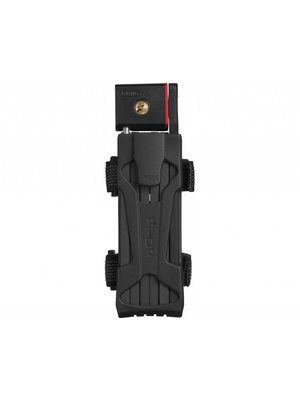 ABUS Abus Slot Bordo 'Vouw' 5700/80 U-Grip Zwart