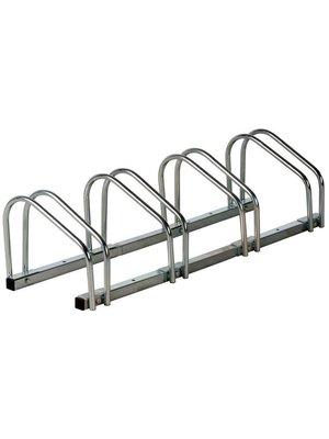 Bicycle Gear Bicycle Gear Fietsenrek voor 4 Fietsen - Vloer of Wandmontage