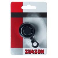 Simson Fietsbel - Zwart