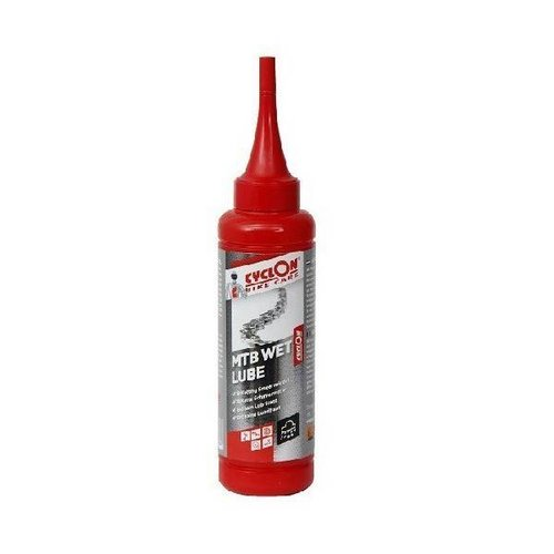 Cyclon Cyclon MTB Wet Lube - Smeermiddel - 125ml