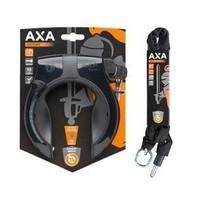 Duo Deal AXA Victory Ringslot + RLC100 insteekketting - Zwart