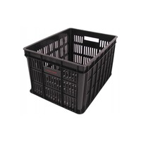 Fietskrat Edge Urban Crate - Medium - Zwart
