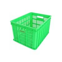 Fietskrat Edge Urban Crate - Medium - Groen
