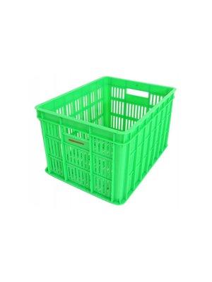 Edge Fietskrat Edge Urban Crate - Medium - Groen