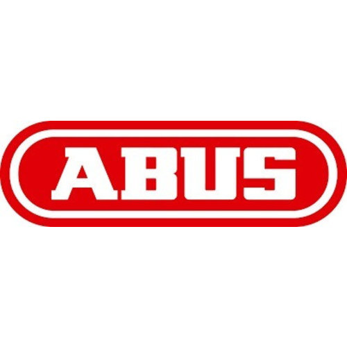 ABUS Abus Slot Bordo 'Vouw' 6050/85 Rood Lite
