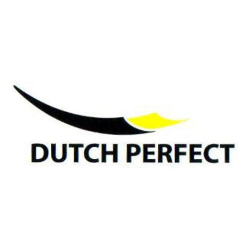 Dutch Perfect Dutch Perfect Buitenband 40-635 / 28x1-1/2 Geel met Reflectie No-Puncture