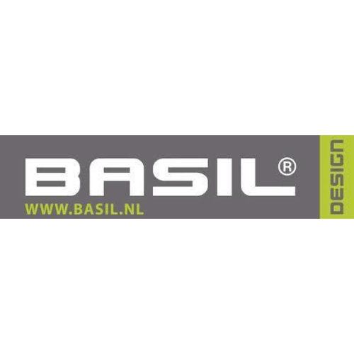 Basil Mand Basil Cento Aluminium Zwart