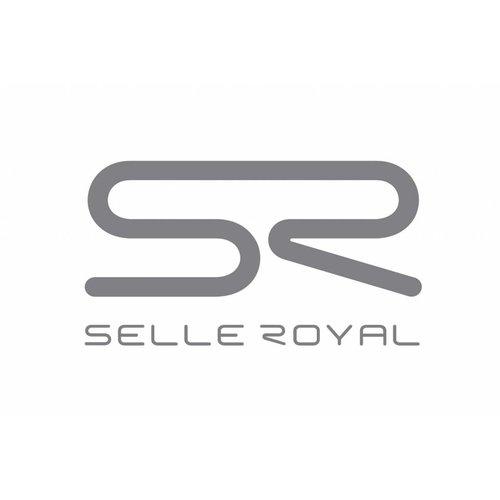 Selle Royal Selle Royal Zadel 9031 Respiro Dames Zwart Leer