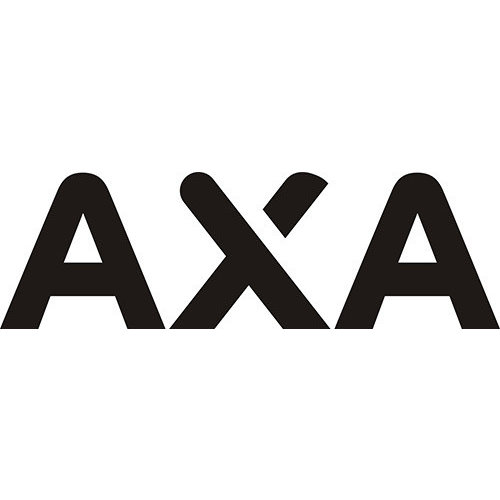 AXA Insteekketting AXA RLC100 - Zwart