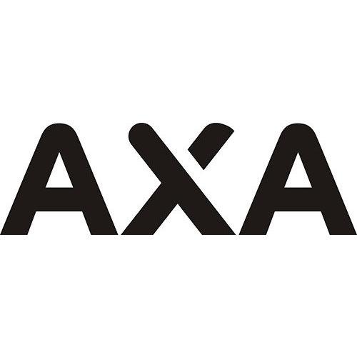 AXA Insteekketting AXA RLC140 + Opbergtas - Zwart