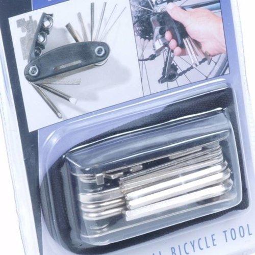 Bicycle Gear Bicycle Gear 15-Delige Fiets Reparatieset + Tasje