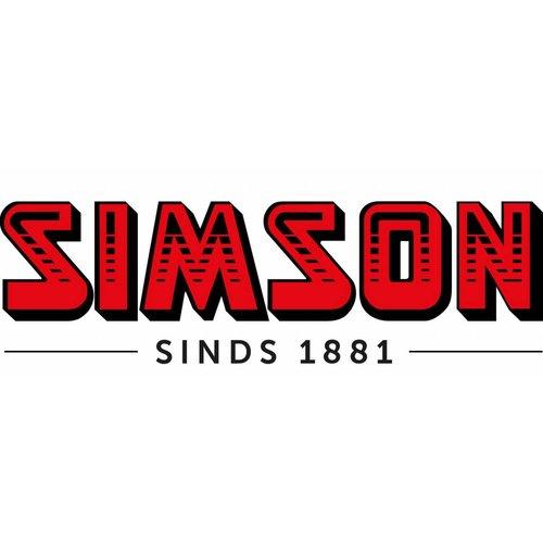 Simson Bibia Snelbinder met Bevestigingsplaat