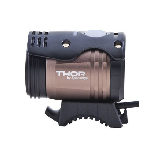 Spanninga Koplamp Spanninga Thor 1100 Lumen Outdoor stuurlamp
