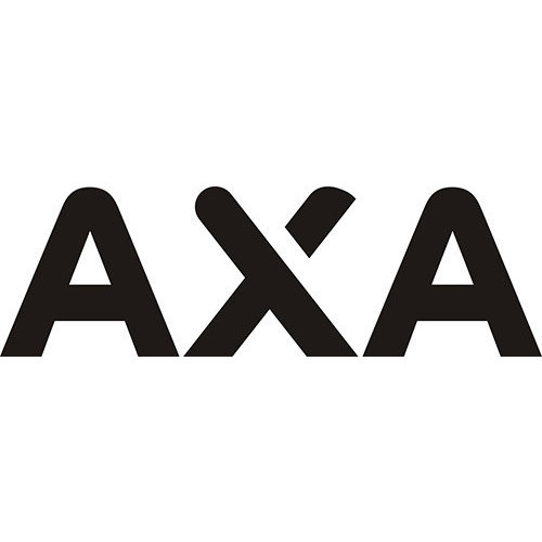 """AXA Axa Voorzet Kettingkast VS 24"""" Benjamin Smoke"""