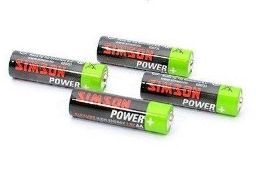 Onderdelen Batterijverlichting