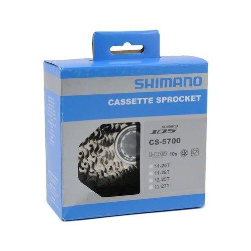 Shimano Shimano Cassette 10-Sp 11-25T Cs5700