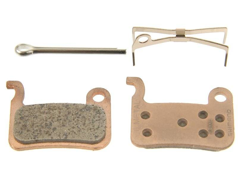 Schijfremblokjes M06 Metal XTR M975 (per set)