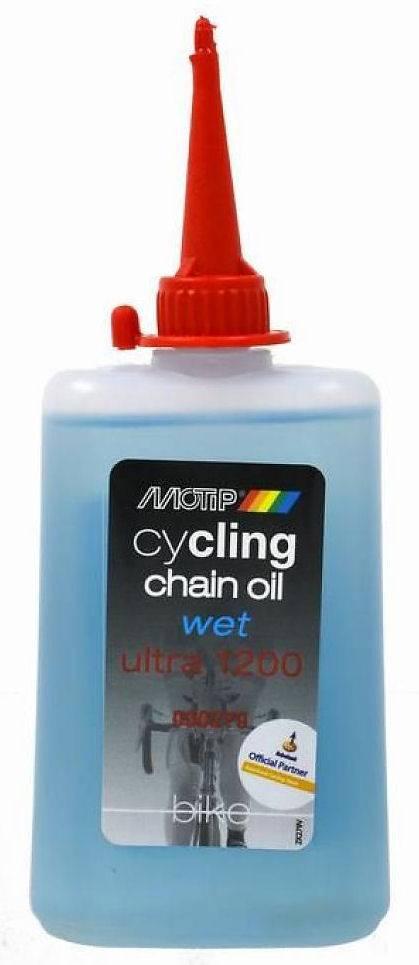 Motip Kettingolie MOTIP Cycling Ultra 1200 - Wet - 100ml