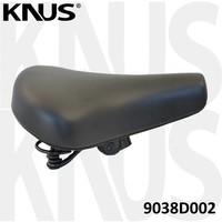 Fietszadel Knus Retro met strop - KS9038D - Zwart