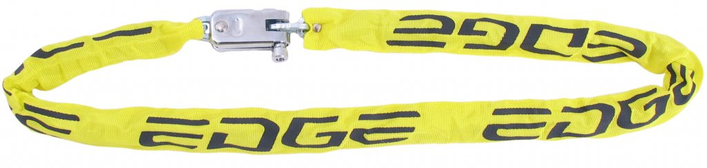 Edge Kettingslot Edge City 60 - � 6mm x 90cm - Geel