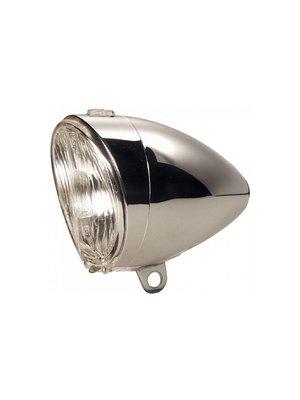 AXA AXA Koplamp (605) Chroom - Dynamo / 6V E-Bike