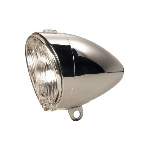 AXA AXA Koplamp (605) Chroom - Dynamo / 6V E-Bike