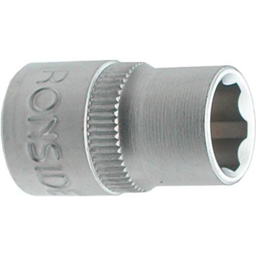 """Ironside dopsleutel 9mm zeskant, met 3/8"""" aansluiting"""
