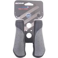 Handvatset Edge ErgoCity - 135mm - zwart/grijs