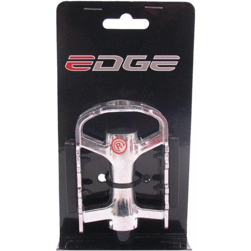 Edge Fietspedalen Edge MTB / Trekking Luxe - Aluminium Zilver
