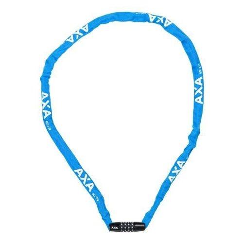 AXA Kettingslot AXA Rigid RCC code 120/3,5 - blauw (winkelverpakking)