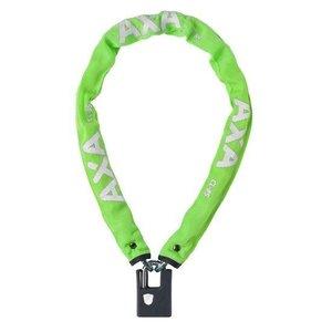 AXA Kettingslot AXA Clinch+ 85cm / ø6mm - groen (winkelverpakking)