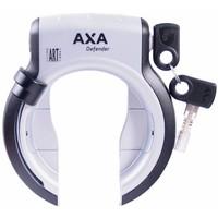 Ringslot AXA Defender - grijs / mat zwart (werkplaatsverpakking)