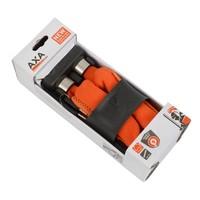 Vouwslot AXA Foldable 600 95/6 - Oranje