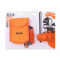 Schijfremslot AXA Pro Block set ART4 ø13mm - oranje (op kaart)
