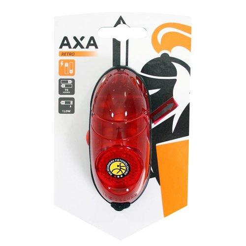 AXA Achterlicht Axa Retro Batterij (op kaart)