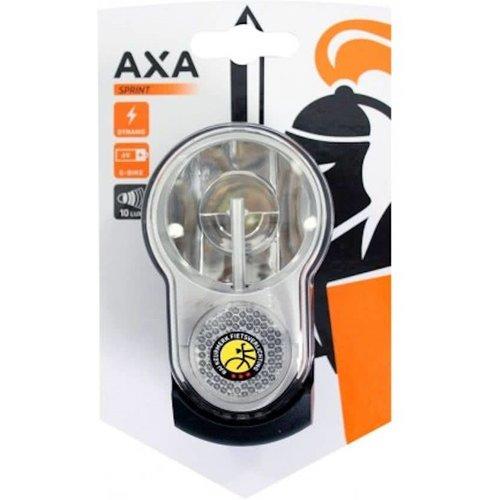 AXA Koplamp AXA Sprint10 dynamo / 6V accu (op kaart)