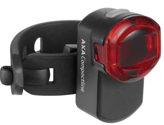 AXA Achterlamp Axa Compactline Battery 35