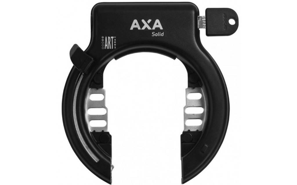 AXA AXA Ringslot zwart